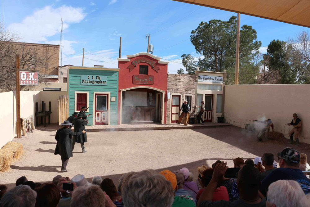 O.K. Corral Gunfight Site